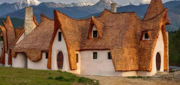 Castelul de poveste din Valea Zânelor