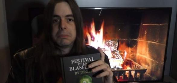 Dross Rotzank en la Feria Internacional del Libro de Lima