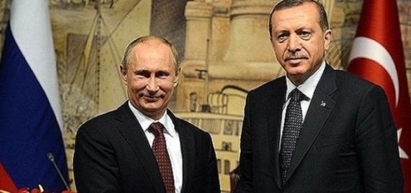 Intalnire preconizata intre Putin si Erdogan