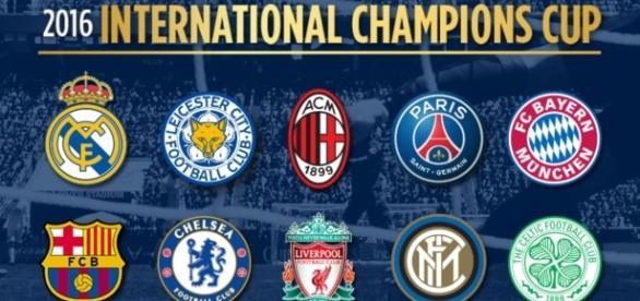 O torneio amistoso reúne alguns dos maiores times do mundo, que estão em fase de pré-temporada.
