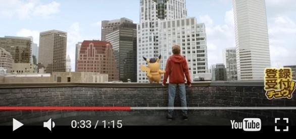 Pokémon vai ganhar filme live-action