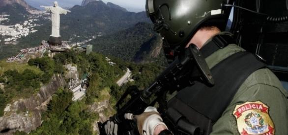 Terorismo é a maior ameaça dos jogos olímpicos (Foto: Reprodução)
