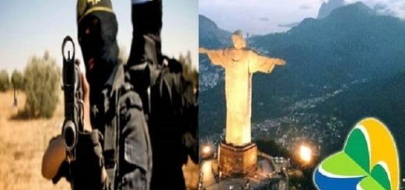 Terroristas planejam pela internet diversos ataques contra o Brasil