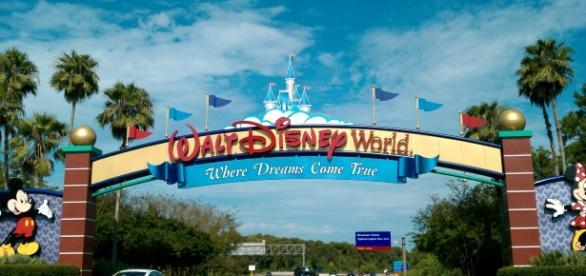 Walt Disney World (Wikimedia Commons)