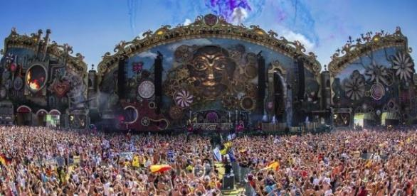 Acompanhe os principais shows do Tomorrowland Bélgica 2016, na tela da MTV