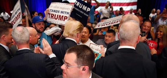 Quiénes tiene pensado votar por Donald Trump