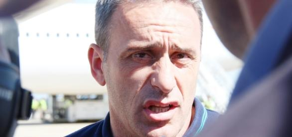 Paulo Bento técnico do Cruzeiro