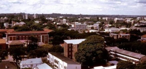 Bulawayo a city in Zimbabwe. Photo via public domain.com