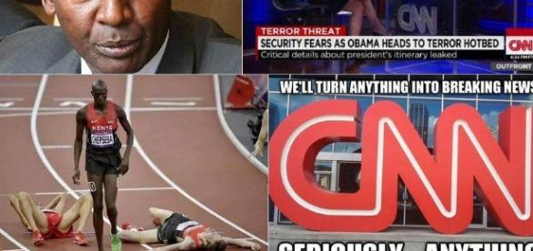 Kenya: #SomeoneTellCNN ... Get Outta Here! - africanglobe.net