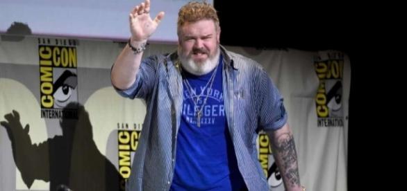 Kristian Nairn se despede dos fãs de Game of Thrones na Comic-Con