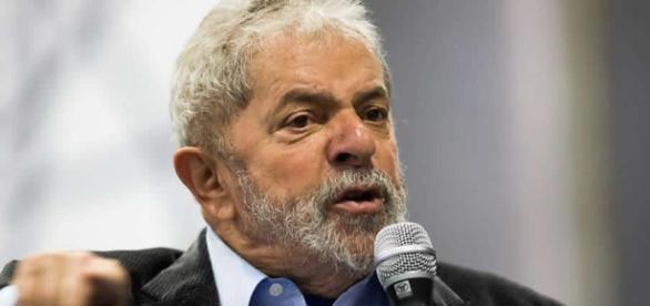 No início do ano, Lula correu o risco de ser preso