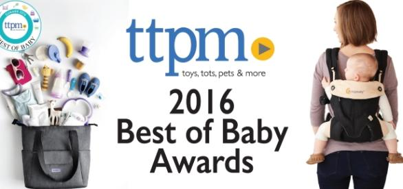 "The ""Best of Baby Awards"" helps parents chose the best items for their children. / Photo via Alise Kreditor, KMC-PR. Used with TTPM permission."