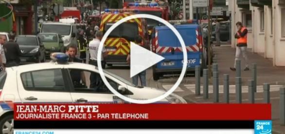 Atak na kościół we Francji. Nie żyje ksiądz