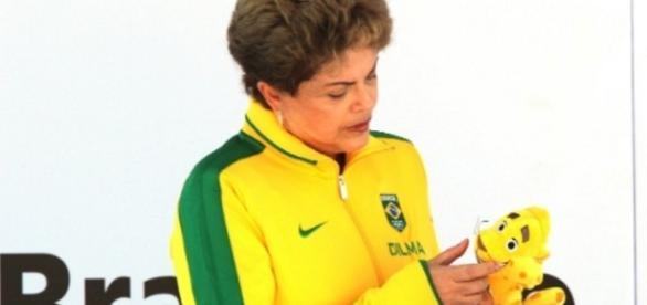 Dilma e a Olimpíada - Foto/Divulgação