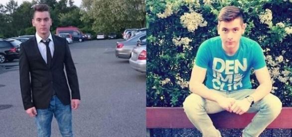 O jovem grego, Huseyin Dayicik, foi um dos mortos pelo atirador de Munique