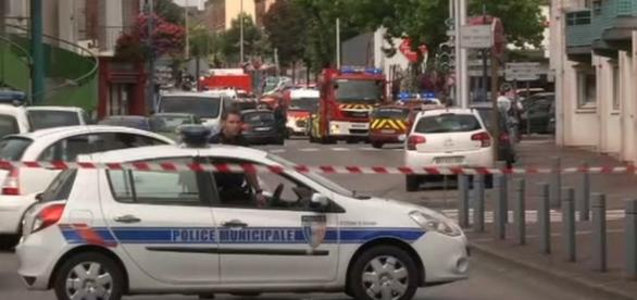 2 attackers slay priest in Normandy church, are shot dead ... - sandiegouniontribune.com