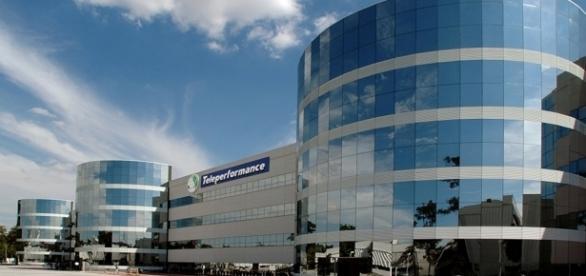 Escritório da Teleperformance na Lapa, em São Paulo