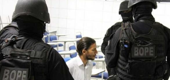 Homem que ameaçou explodir bomba em prova da OAB