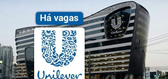 Vagas na Unilever. Foto: Reprodução Glocalwalk.