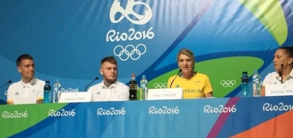 Comitê Olímpico da Austrália diz que pode voltar na quarta
