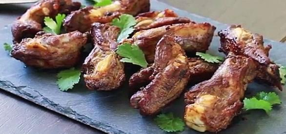 Costillas de Cerdo al Estilo Thai YouTube