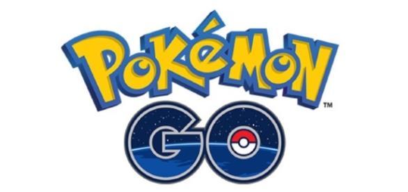 Logo oficial de Pokémon GO, el juego de moda.