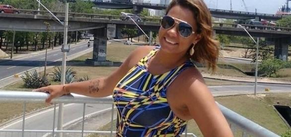 Michelle foi espancada em março e ficou quatro meses internada