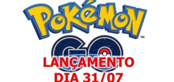 Pokémon Go já tem data para chegar ao Brasil
