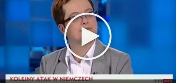 Poseł Nowoczesnej zmasakrowana przez dziennikarza TVP info