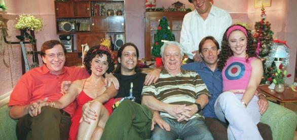 'A Grande Família', sucesso da Rede Globo, acabou em 2014 (Foto: Wikipedia)