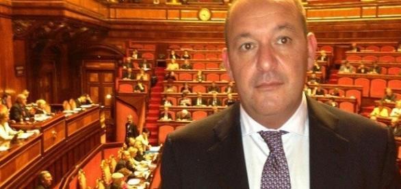il senatore di Gal Antonio Caridi