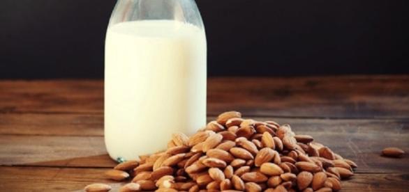 La leche de almendras nutritiva y quema grasas excepcional ... - ividasaludable.com