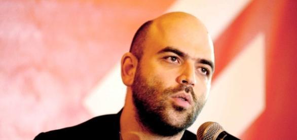Lo scrittore di Gomorra, Roberto Saviano