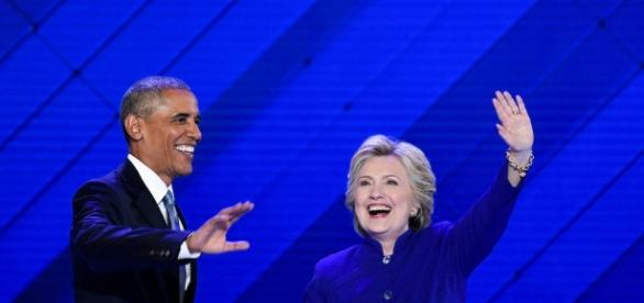 Amid Tight Race, Obama Passes Baton to Clinton - rollcall.com