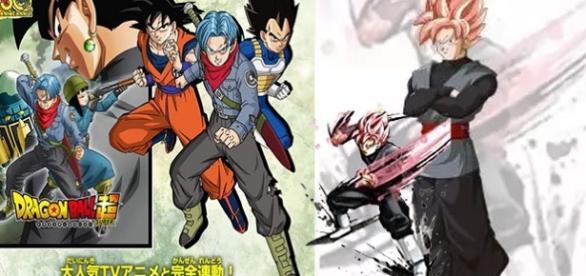 Black Goku y su nueva Transformación