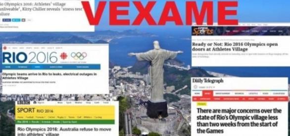 Brasil passa por má imagem internacional por causa de jogos