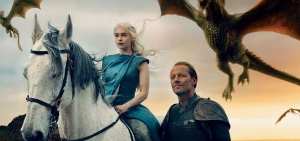 Conheça o incrível acasalamento dos dragões de Game of Thrones