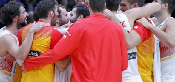La selección española logró la medalla de oro en el Europeo del año pasado