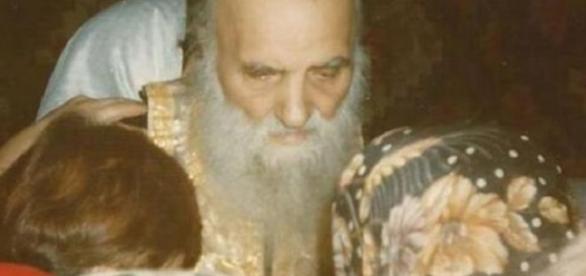 Părintele Ilarion Argatu, duhovnicul românilor