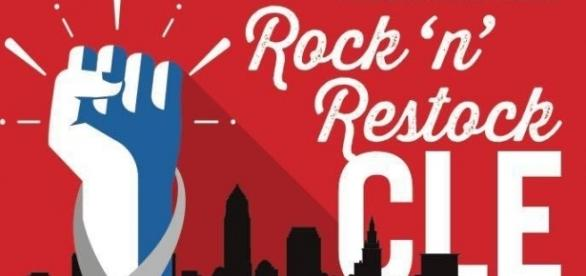 Rock 'n' Restock CLE takes place 9/22 - Photo used with permission from Stasek Real Estate Experts