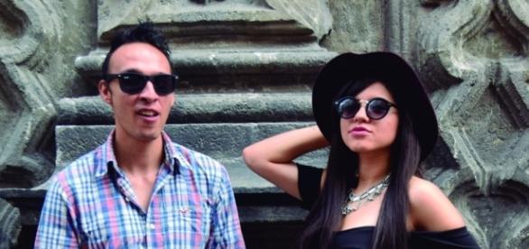 Seth Santiago y Alma Castillo creadores de Yellow Studio