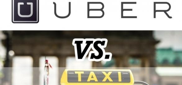 A chegada do Uber impactou negativamente na vida dos taxistas | Foto: Dirty Water Media - dirtywatermedia.com