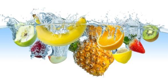La fruta y la verdura siempre hay que pasarla por agua para eliminar gérmenes
