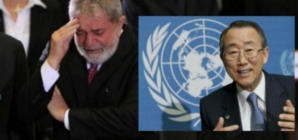 Luiz Inácio Lula da Silva e a ONU