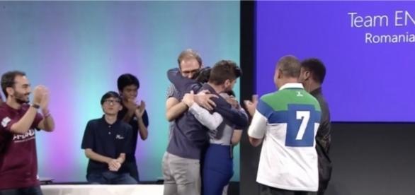 O echipă de studenți din România au câștigat Microsoft Imagine Cup