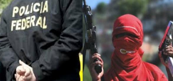 Polícia diz que vai das costas nas Olimpíadas (Divulgação/Internet)