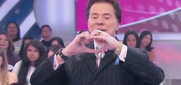 Silvio Santos passa a Globo e diz como - Foto/Reprodução: SBT