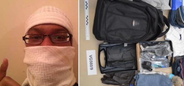 Un militant ISIS dorea să ajungă în românia