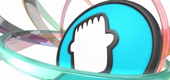 Clásico logotipo de locomotion