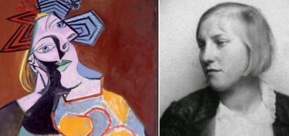Intensidade do pintor foi artística e amorosa. Mulheres o influenciaram.